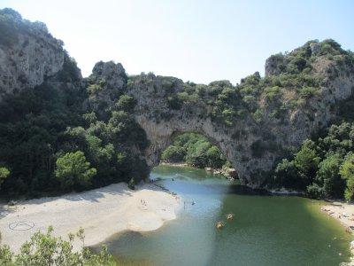 10-06-2014 - Gorges de l'Ardèche