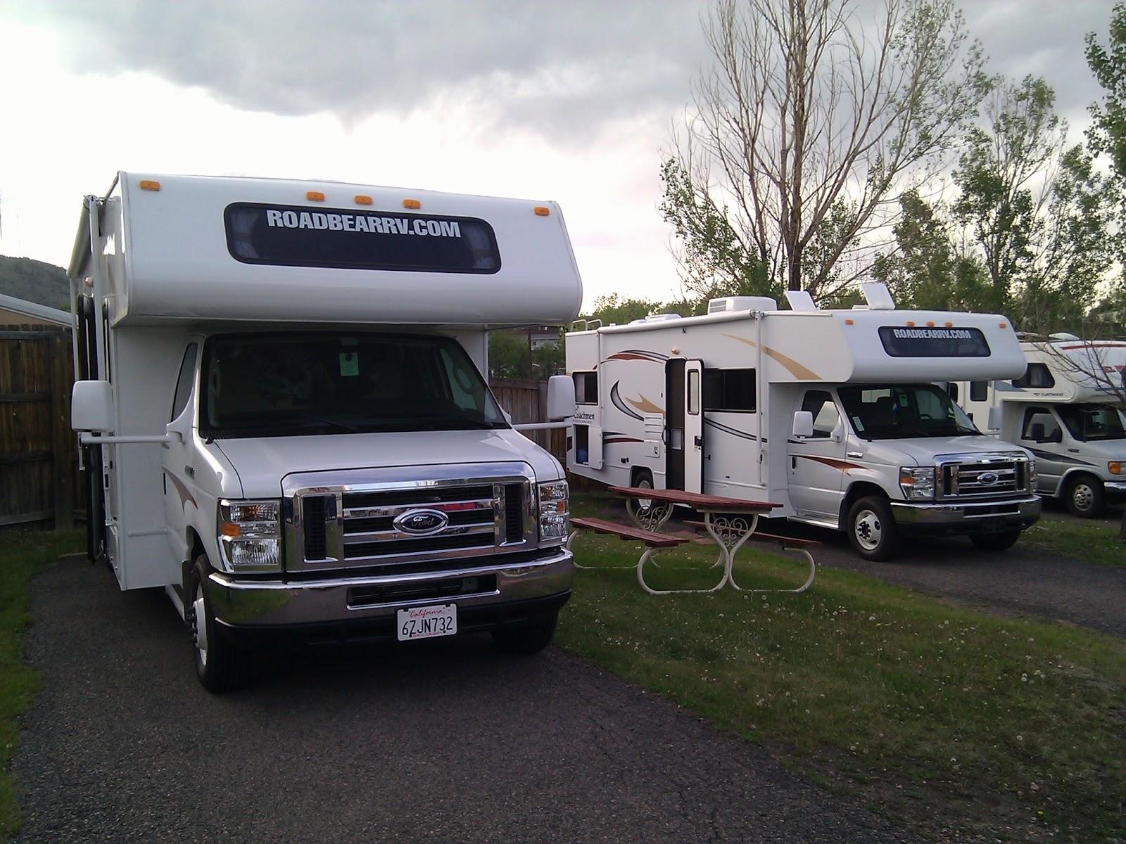 Reisverslag Usa Rocky Mountains 2013